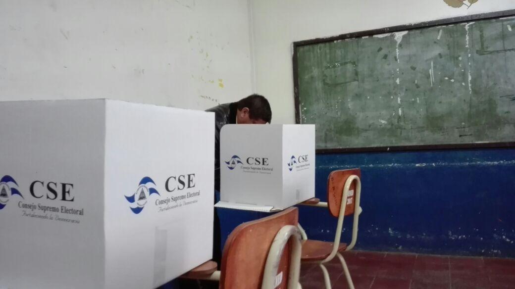 Nicaragua vota en las elecciones municipales 2017
