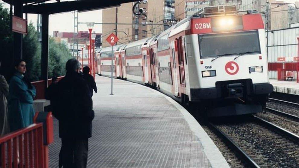 Deja 45 heridos choque de tren español