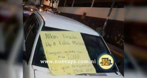 Mujer celosa busca a su marido en Matagalpa