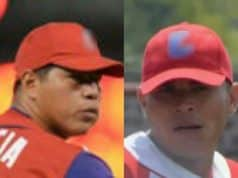 Elvin Garcia y Esteban Pérez