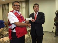 Yasuki Ando, Embajador de Japón en Nicaragua