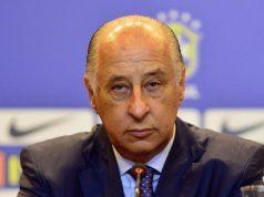la FIFA ha suspendido el presidente de la CBF, Marco Polo Del Nero por 90 días