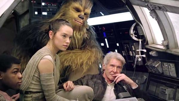 Los protagonistas de Star Wars- El Despertar de la Fuerza