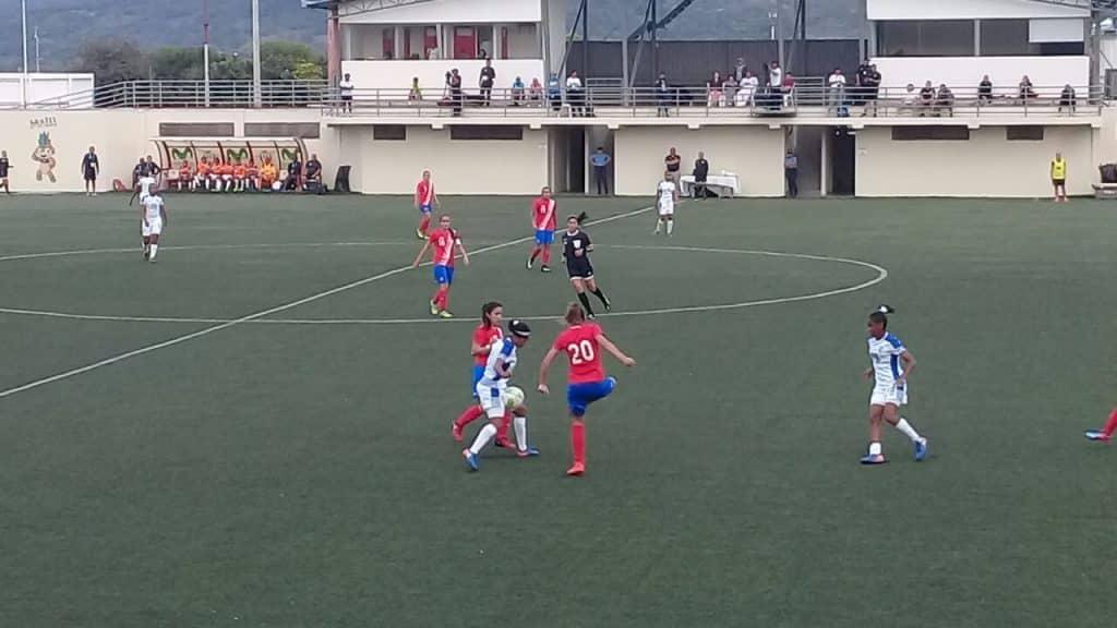 selección nicaragüense de fútbol femenino