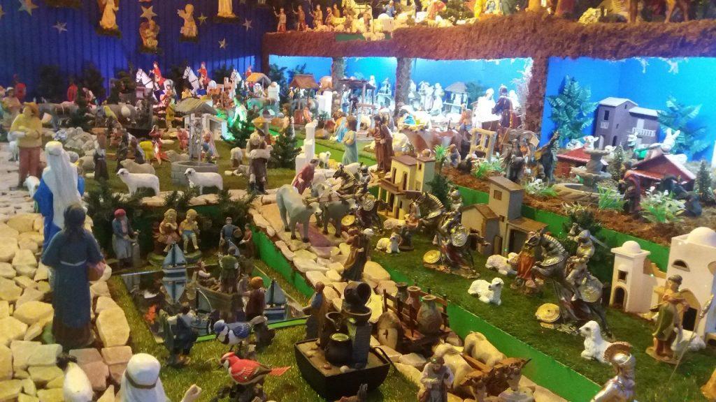 665daa234c3 Abre sus puertas el nacimiento navideño más grande de Nicaragua