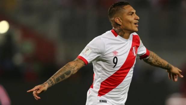Una mala noticia para Perú Paolo Guerrero podría no jugar en Rusia 2018