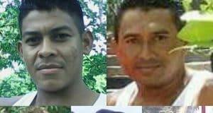 Los pescadores desaparecidos