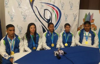 Selección nicaragüense de Judo
