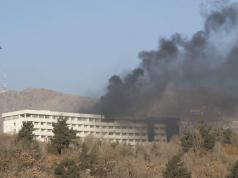 Atentado en Kabul dejó 43 muertos