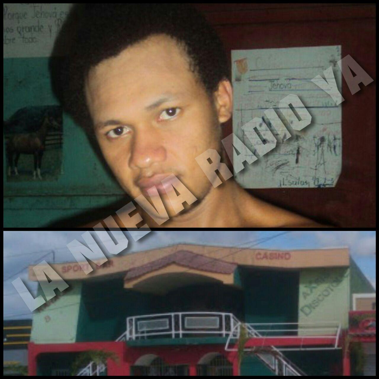 Falleció repentinamente el joven Atking Wilfredo Wilson Peralta