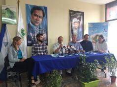Esta delegación descubrió la especie de mojarras únicas en Nicaragua, en los años 80
