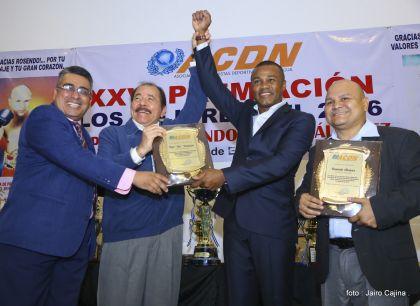 Ceremonia de Premiación 2018 de la ACDN será dedicada al presidente Daniel Ortega