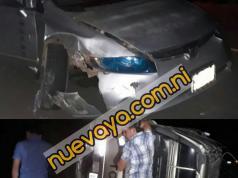 El accidente ocurrió en la comarca El Pochote, en Comalapa