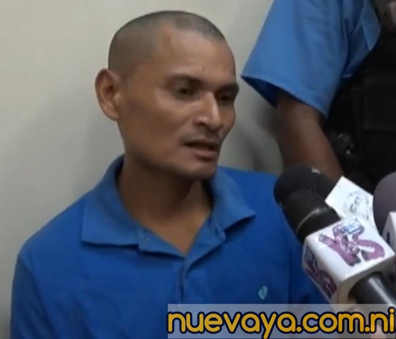Félix Cruz García, el asesino de una familia en Matagalpa
