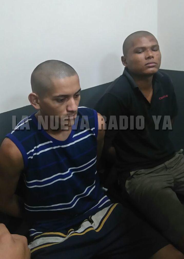 Estos dos asesinaron a Francisco Morales Alvarado, de 87 años