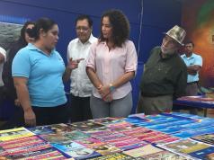 Inauguran la primera hemeroteca de Managua