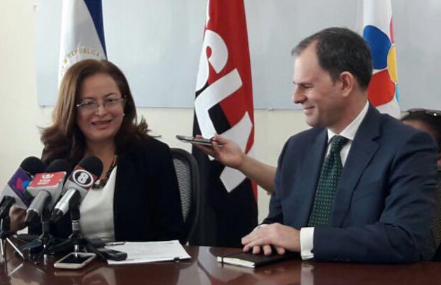 Jaime Briz, representante regional del Fondo Mundial