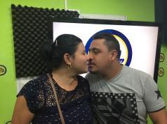 Julio César Velázquez y Nadia Patricia Rosales se casarán en el Festival #YaTuBoda2018