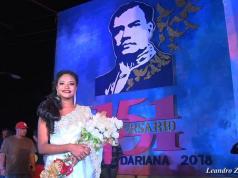 Kendall Suárez es la Musa Dariana 2018