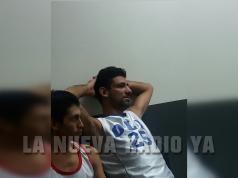 Los 2 sujetos se metieron a la fuerza al centro de salud de Villa Israel
