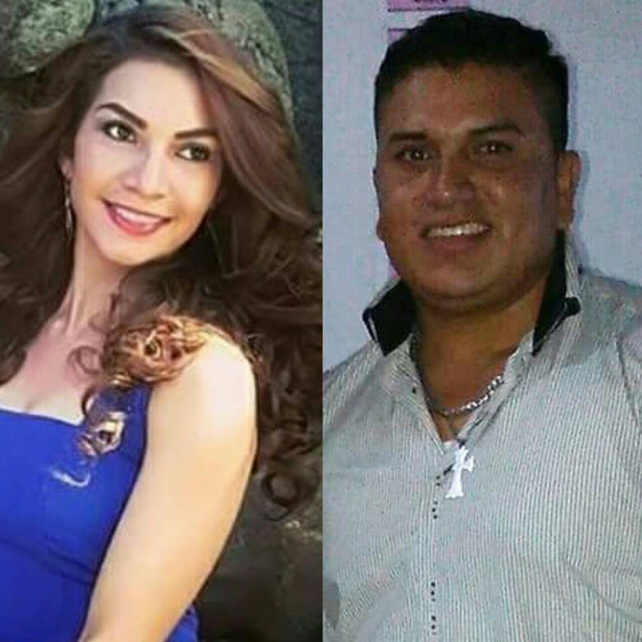 María Angélica García Acosta y Eduardo Mercedes Méndez Granera