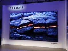 El televisor The Wall de Samsung