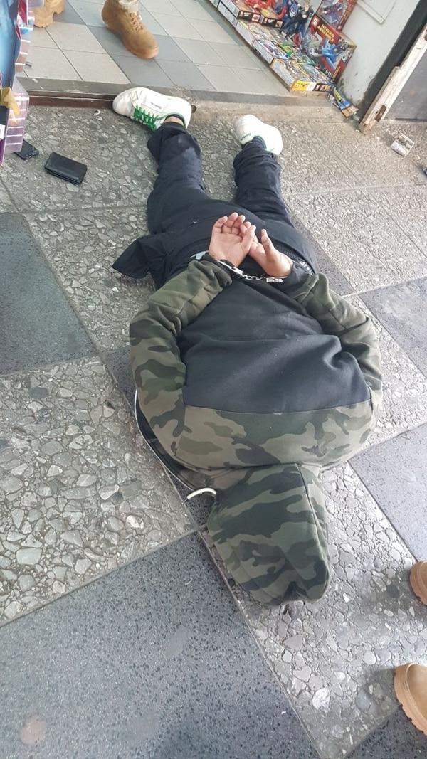 Así fue detenido un delincuente que secuestró a una persona en Quilmes, Argentina