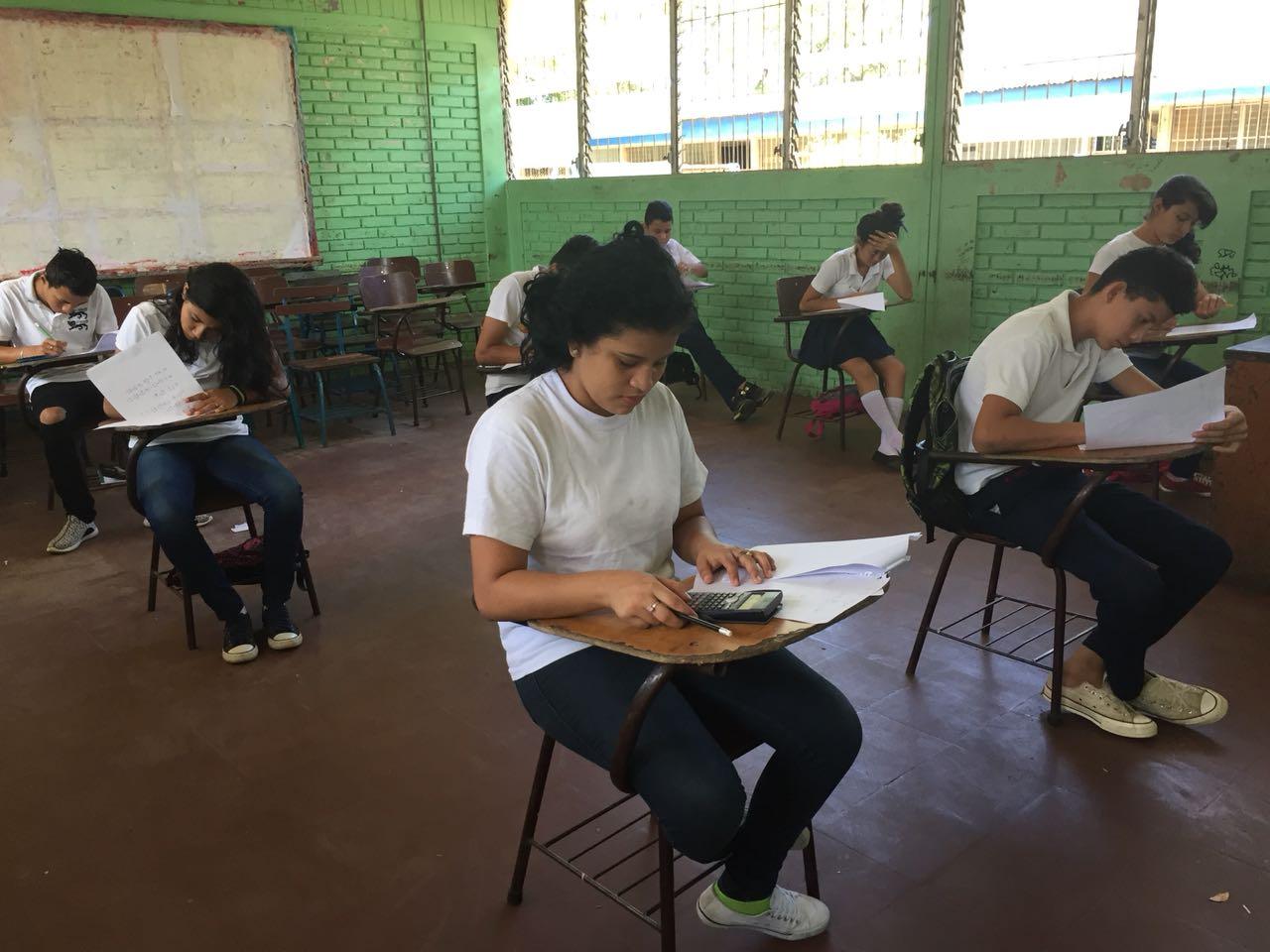 Este año sólo 130 estudiantes repararon en el Benjamín Zeldedón