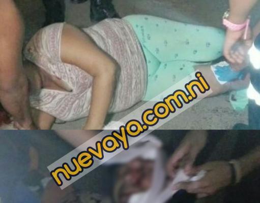 Tania Amalia Arguello Alemán fue baleada por su ex pareja