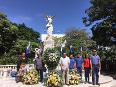 Homenaje al poeta universal Rubén Darío