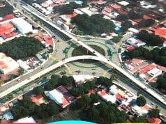 Diseño del Paso A Desnivel Las Piedrecitas, en Managua