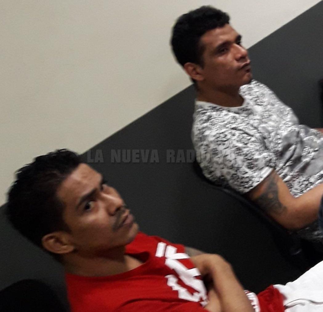 Sam Jaffet Cruz Dawn, de 27 años, y Yasser Vladimir Rodríguez Dawn, de 24