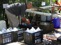 Ciudad del Cabo será muy pronto la primera gran ciudad del Mundo en quedarse sin agua