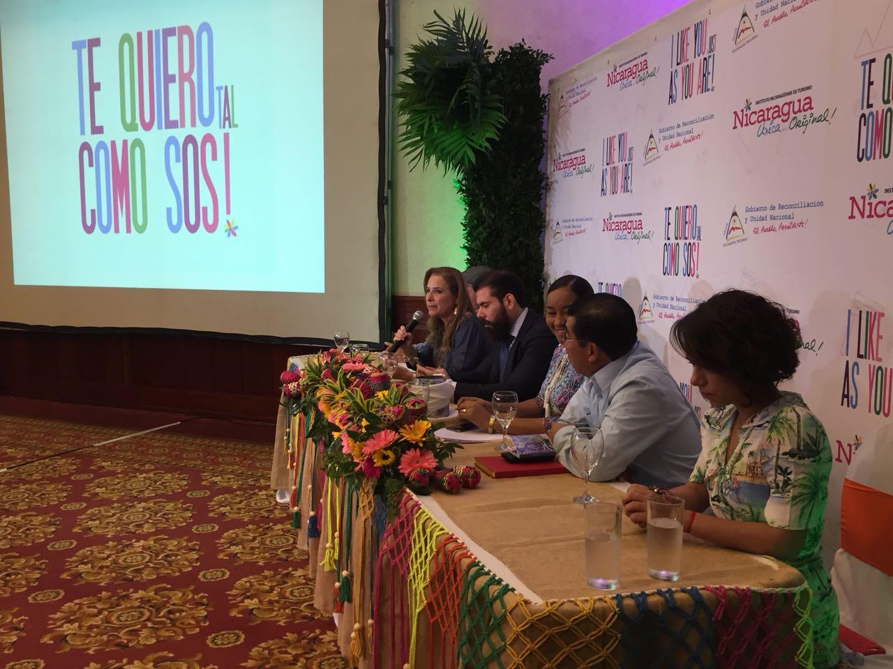 Nicaragua lanza campaña Te Quiero Como Vos