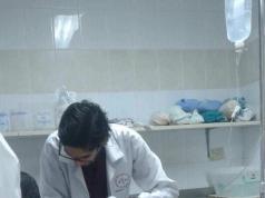 Maynor Josué Espinoza está delicado en un hospital de Estelí