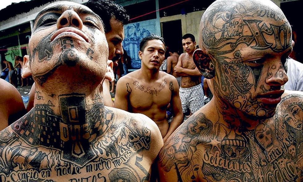 Resultado de imagen para pandillas el salvador