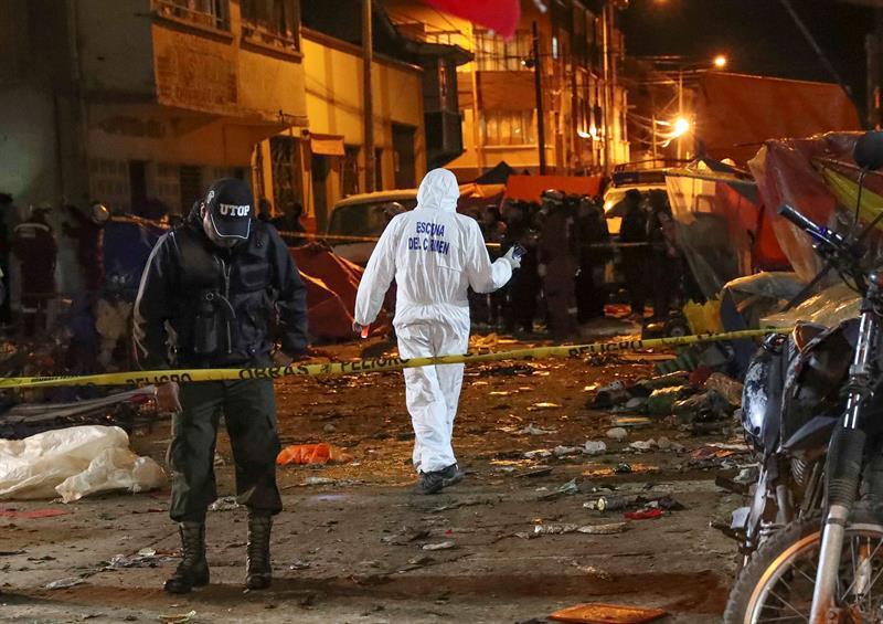 6 muertos y 28 heridos en Bolivia
