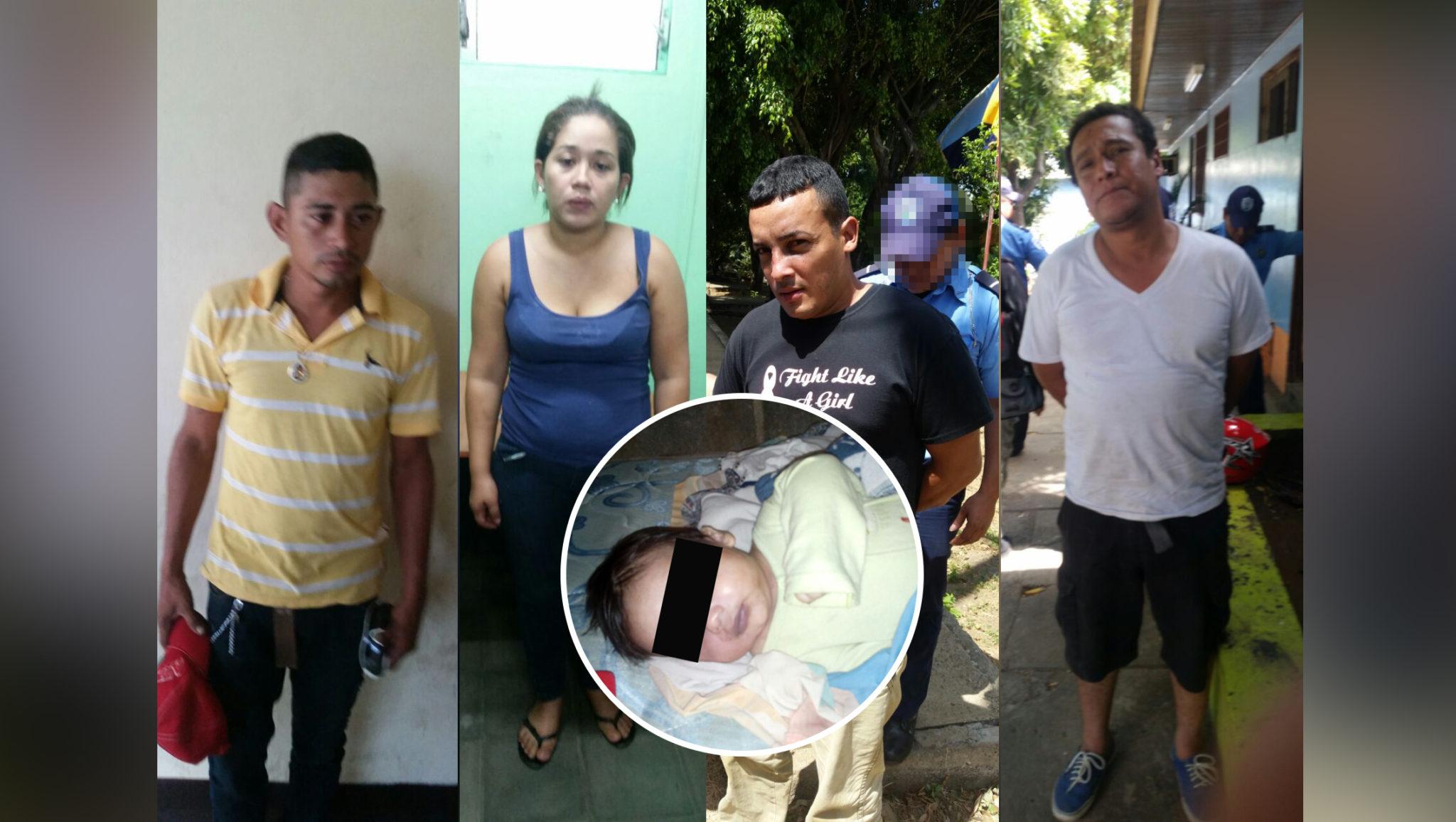 Todos los detenidos quedarán libres ya que no se encontraron pruebas de un crimen en el cuerpo de bebé