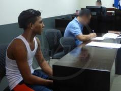Adonis Antonio Gutiérrez quedó en prisión preventiva