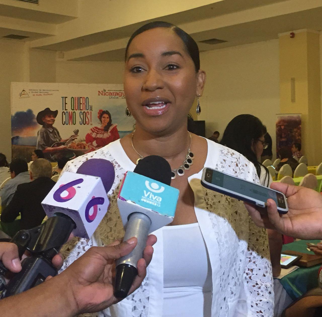 Anasha Campbell, codirectora del Intur