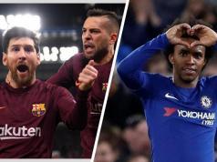 Barcelona sobrevive al Chelsea; Gol de Messi evita la derrota