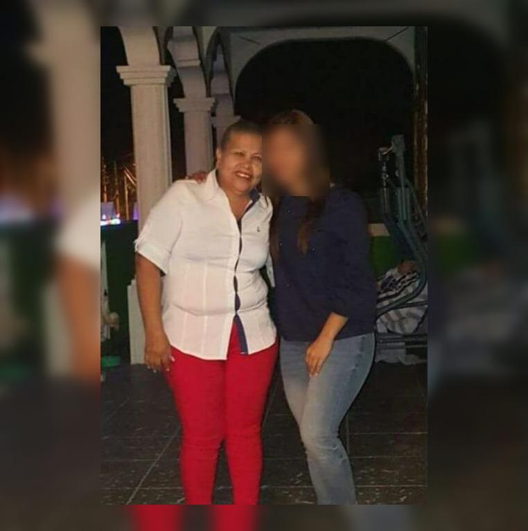 La nicaragüense Digna Zárate murió en El Salvador