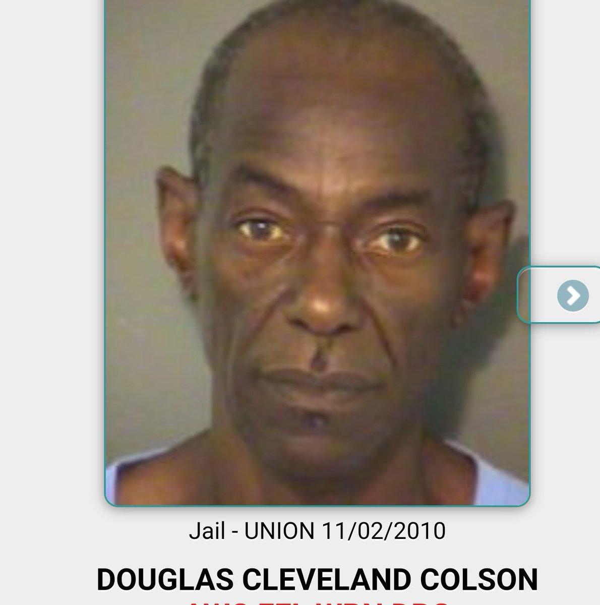 Douglas Cleveland Colson