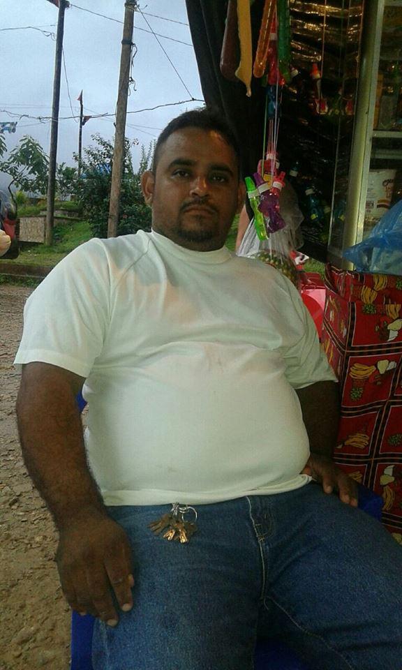 Eddy Noguera Zamoran, el presunto asesino