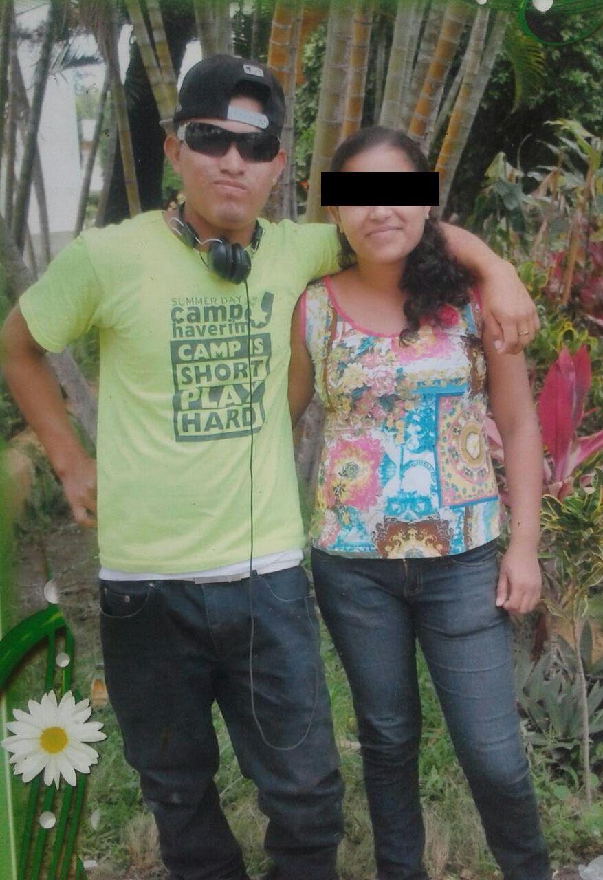 Edwin Díaz trabajaba en la tabacalera La Perla y deja en la orfandad a una niña