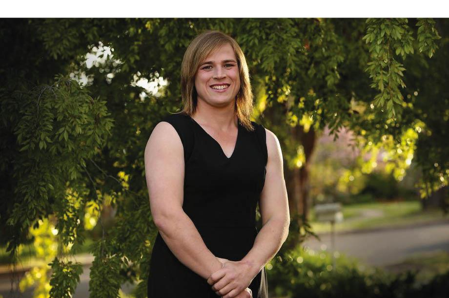 La Federación de Fútbol Australiano autorizó a Hanna Mouncey, una mujer transexual, a participar en el campeonato nacional femenino de segunda división