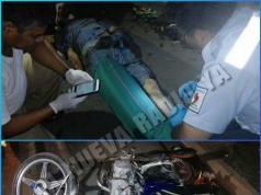 Juan Germán Arias Molina fue atropellado por una moto
