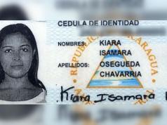 Kiara Isamara Osegueda Chavarría