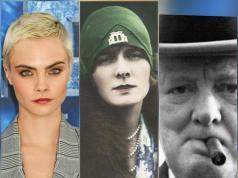 La tía abuela de Cara Delevingne fue amante del ministro británico Winston Churchill