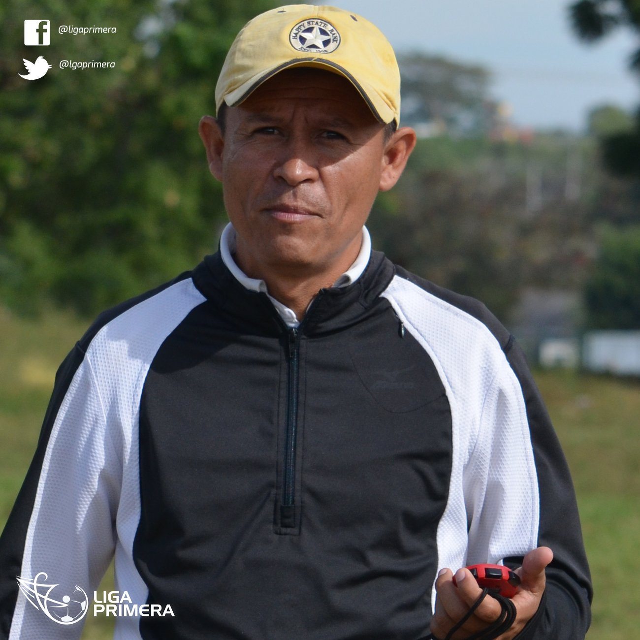 Oscar Blanco ex director de La Juventus Nicaragua